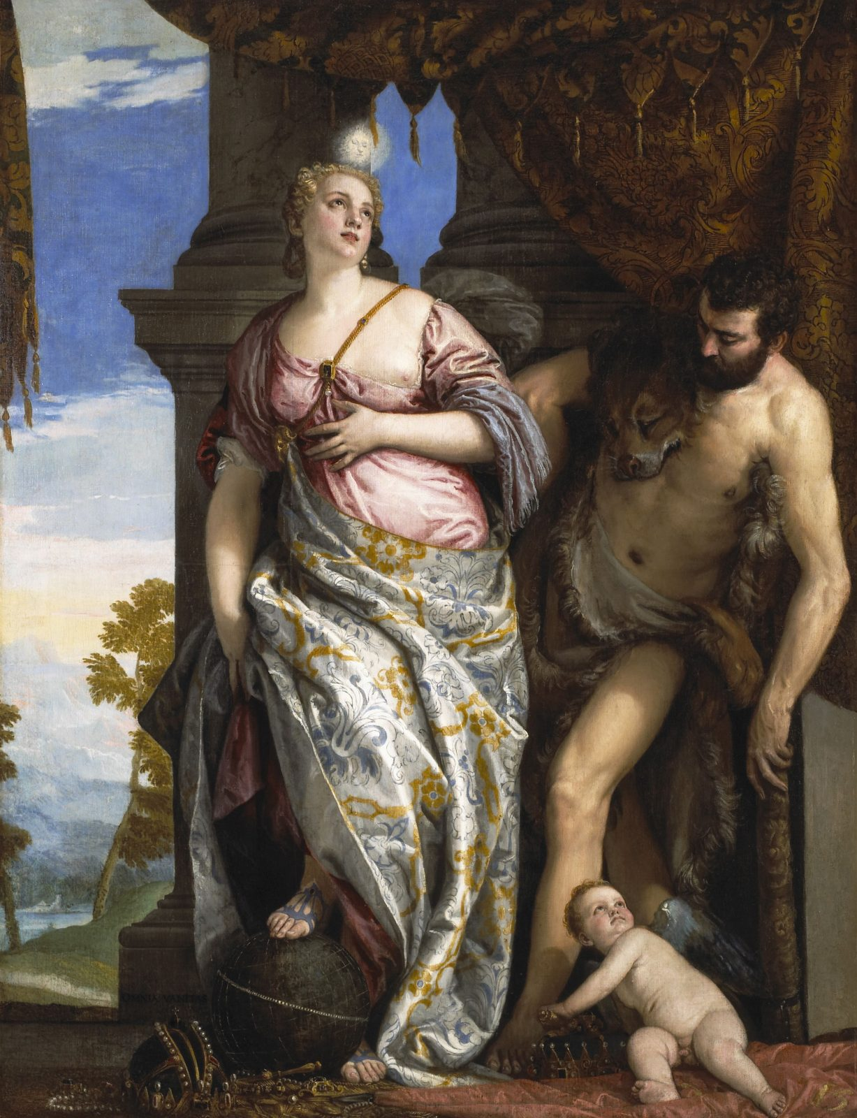 Veronese_Allegory_of_Wisdom_and_Strength